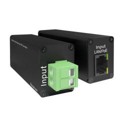 DOORBIRD - Convertisseur 2-Fils PoE Ethernet