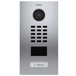 DOORBIRD - Portier vidéo connecté encastré D2101V