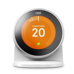 GOOGLE NEST - Socle pour thermostat Google Nest 3ème génération