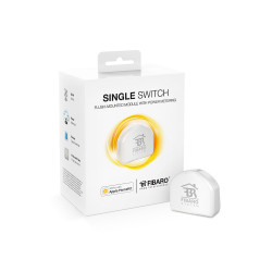 FIBARO - Micromodule commutateur HomeKit Fibaro Single Switch