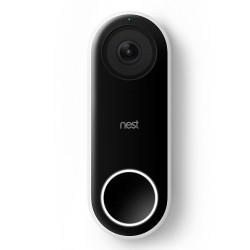 GOOGLE NEST - Sonnette vidéo Google Nest Hello