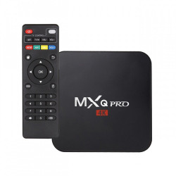 MXQ - Android TV Box for RFPlayer Jam'Alert fonction