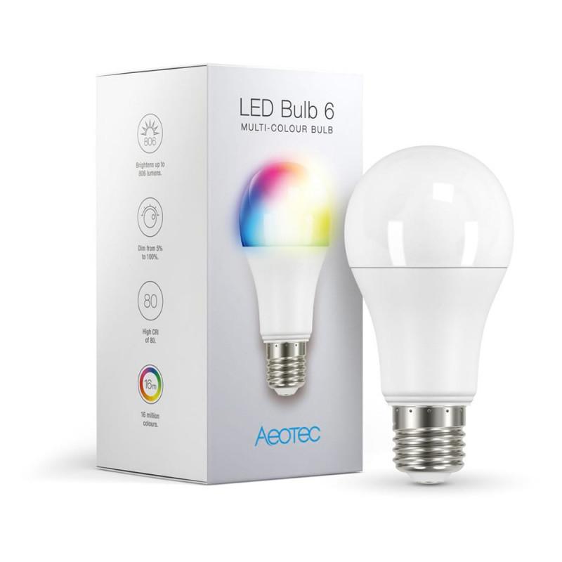 AEOTEC - LED Bulb 6 Multi-color