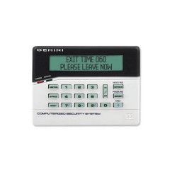NAPCO SECURITY RP1CAE2 - Clavier de commande LCD Alpha