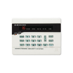 NAPCO SECURITY RP3DGTL - Clavier de commande