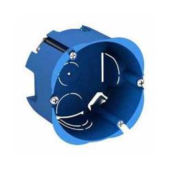 SCHNEIDER Boîte d'encastrement 1 poste, diamètre 67mm, profondeur 50