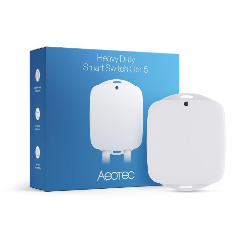 AEOTEC - Micromodule commutateur et compteur d'énergie G2