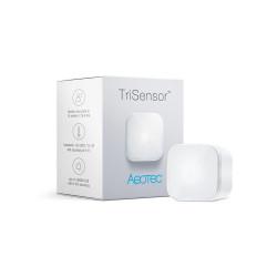 AEOTEC - Détecteur multifonctions 3 en 1 Z-Wave+ TriSensor