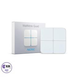 AEOTEC - Interrupteur sans fil WallMote 4 boutons Z-Wave+