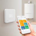 tado° Thermostat Intelligent - Accessoire pour le contrôle multi-pièces et contrôle de chauffage intelligent