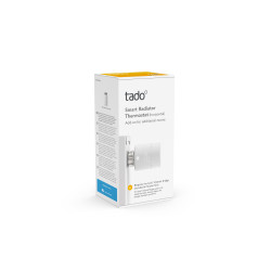 tado° Tête Thermostatique Intelligente - Accessoire pour le contrôle multi-pièces et contrôle de chauffage intelligent