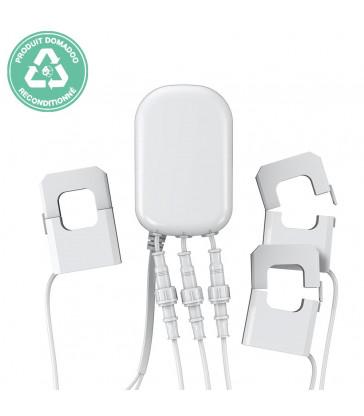RECONDITIONNE - AEOTEC - Compteur de consommation électrique Z-Wave+, 3 pinces, 60A
