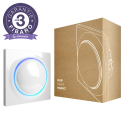 FIBARO - Interrupteur intelligent Z-Wave+ Fibaro Walli Switch