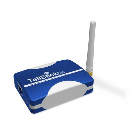TELLDUS Emetteur/Récepteur Radio 433Mhz Ethernet TellStick Net