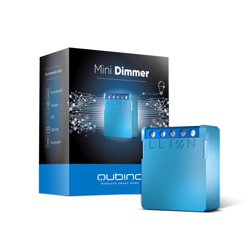 QUBINO - Micromodule variateur Z-Wave+ Mini Dimmer