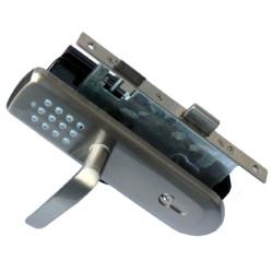VISION SECURITY Serrure électronique Z-Wave avec clavier et poignée