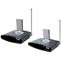 EBODE Transmetteur Audio/Vidéo pour deux sources, fréquence 5,8GHz
