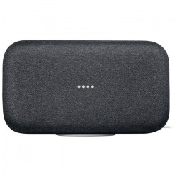 GOOGLE NEST - Enceinte connectée Google Home Max Charbon