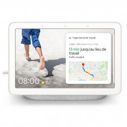GOOGLE NEST - Enceinte intelligente avec écran Google Nest Hub Galet