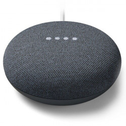 GOOGLE NEST - Enceinte connectée Google Nest Mini Charbon