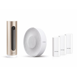 NETATMO - Pack sécurité intelligent