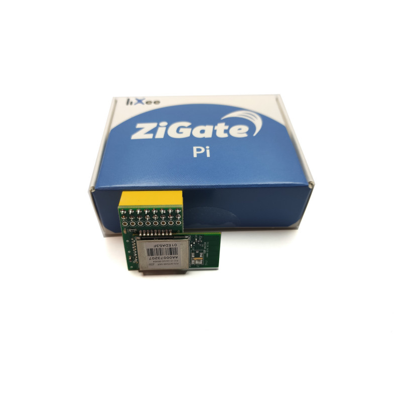 ZIGATE - Passerelle universelle Zigbee PiZiGate pour Rasperry Pi