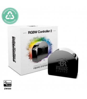 FIBARO - Contrôleur RGBW Z-Wave+ Fibaro RGBW Controller 2
