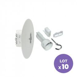 SCHNEIDER ELECTRIC - Actionneur éclairage DCL boîte de centre Ø120mm (lot de 10) ODACE SFSP