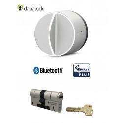 DANALOCK - Combi box cylindre et serrure connectée Bluetooth et Z-Wave Danalock V3