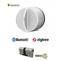 DANALOCK - Combi box cylindre et serrure connectée Bluetooth et Zigbee Danalock V3