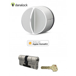 DANALOCK - Combi box cylindre et serrure connectée Bluetooth HomeKit Danalock V3