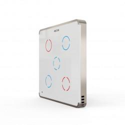 HELTUN - Interrupteur tactile Z-Wave+ 700 Quinto (5 boutons)