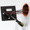 HELTUN - Interrupteur tactile Z-Wave+ 700 Duo (2 boutons)