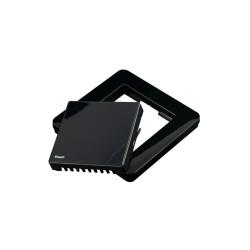 HEATIT CONTROLS - Kit plastique noir pour thermostat Heatit Z-TRM3