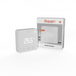 HEATIT CONTROLS - Thermostat Z-Wave+ sans fil Z-Temp2
