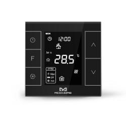 MCOHOME - Thermostat pour chauffage électrique Z-Wave+ MH7H-EH2, noir