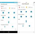 DEVMEL - Interface domotique AirSend 433MHz compatible Nice, Somfy, Jarolift