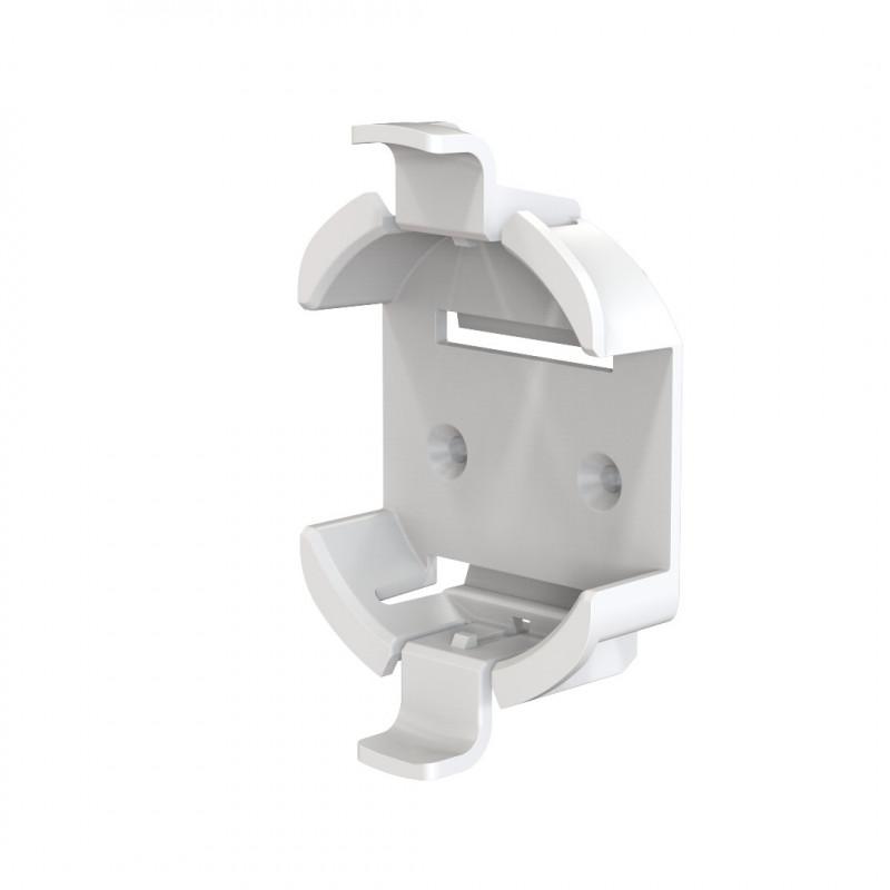 HELTUN - Adaptateur rail DIN pour micromodule