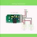 SONOFF - Commutateur intelligent WIFI - 2 canaux