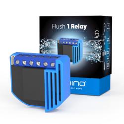QUBINO - Micromodule commutateur 1 relai et consomètre Z-Wave+ ZMNHAD1 Flush 1 Relay