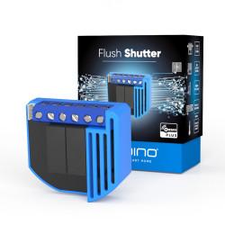 QUBINO - Micromodule pour volet roulant et consomètre Z-Wave+ ZMNHCD1 Flush Shutter