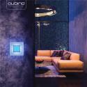 QUBINO - Interrupteur commutateur intelligent Z-Wave+ Luxy Smart Switch