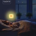 QUBINO - Veilleuse intelligente Z-Wave+ Luxy Smart Light
