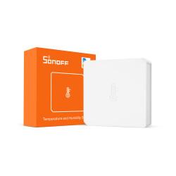 SONOFF - Capteur de température et d'humidité Zigbee 3.0 - SNZB-02