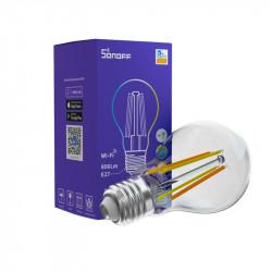 SONOFF - Ampoule à filament LED Wi-Fi intelligente (Cyan)