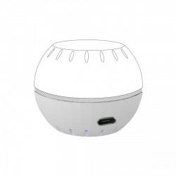 SHELLY - Alimentation USB pour capteur Shelly H&T Blanc