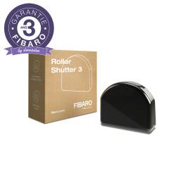 FIBARO - Micromodule pour volet roulant Z-Wave+ Fibaro Roller Shutter 3 FGR-223