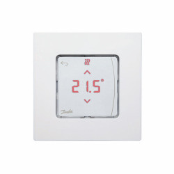 DANFOSS - Thermostat sans fil avec afficheur Icon RT