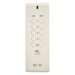 DiO - Télécommande 16 canaux blanche
