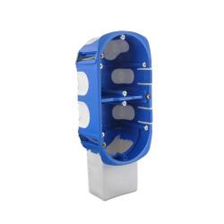 BLM - Boitier d'encastrement double pour Micromodule